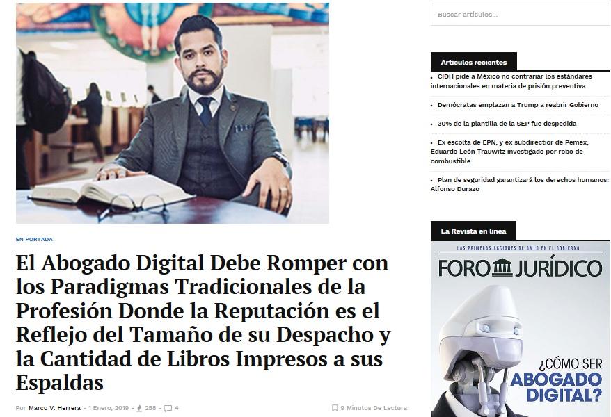 abogados digitales jaime díaz limón abogado digital foro jurídico