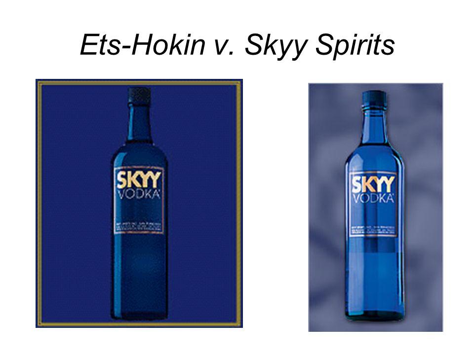 Ets Hokin Vs Skyy Spirits
