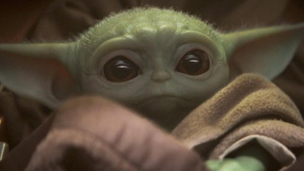 Baby Yoda Dinsey + Piratería
